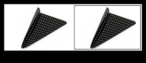 Papierservietten falten zur Abifeier