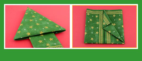 Serviette falten weihnachten ~ Traumhaus Design